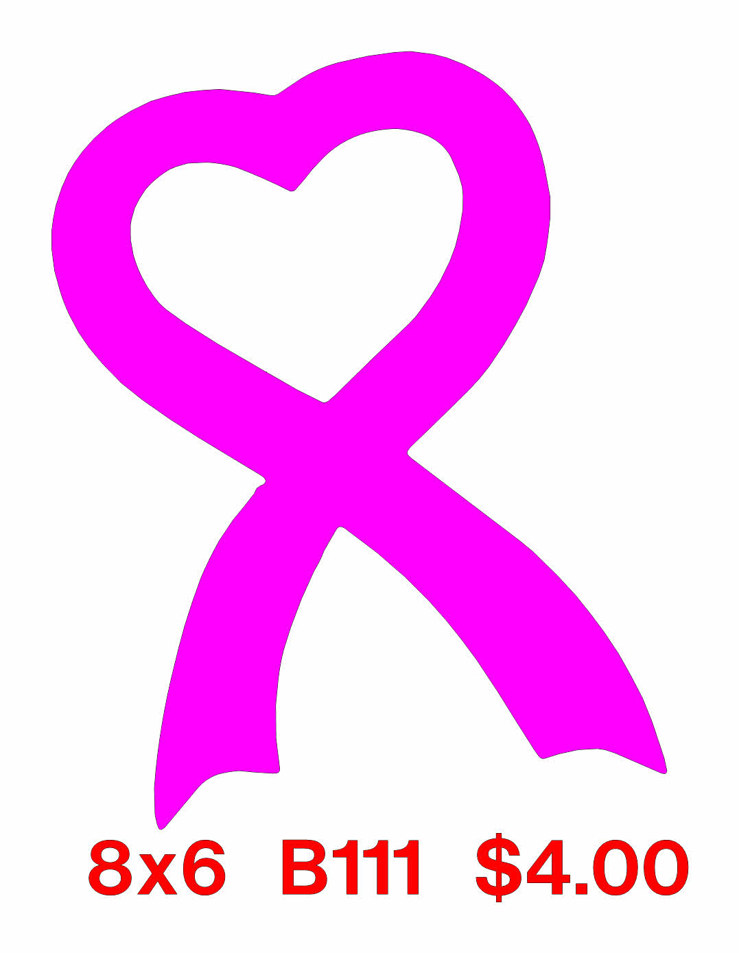 Free coloring pages of heart ribbon